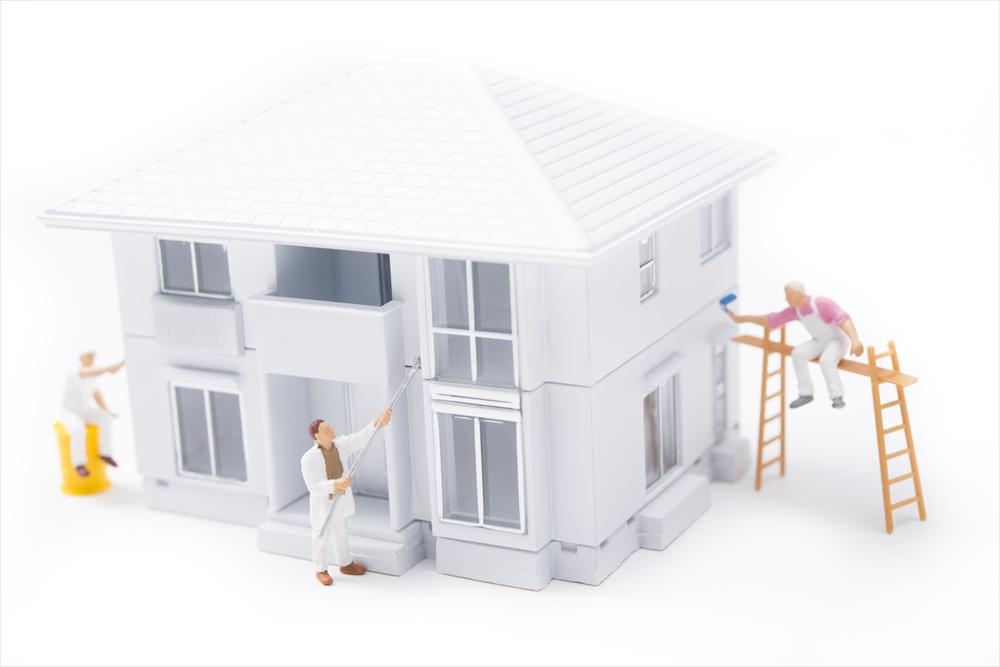 外壁塗装の種類とそのメリット(外装デザイン工法)