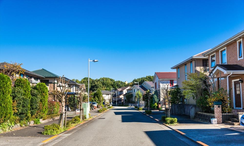 外壁選びは街並みとの調和も考えて(調和を考慮した外壁材のデザインや色選びのすすめ)